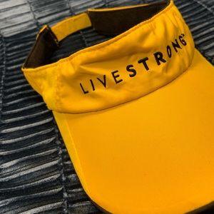 Livestrong visor